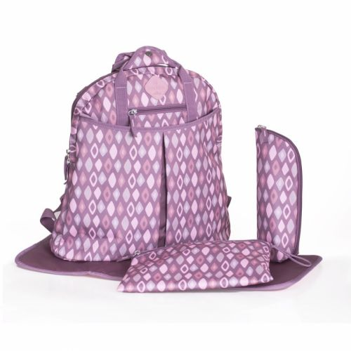 Freckles Backpack Pink Rombe