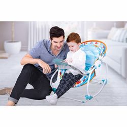 Weeler 5 in 1 Rocker and Bassinet