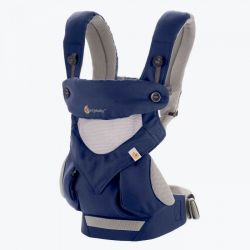 Ergobaby 360 Carrier CoolAir French Blue