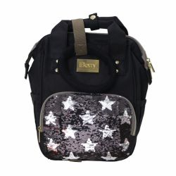 IBerry Kanken Junior With Harness Black Star - Special Edition