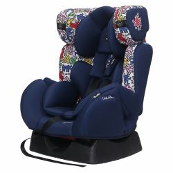 Keith Haring Carseat
